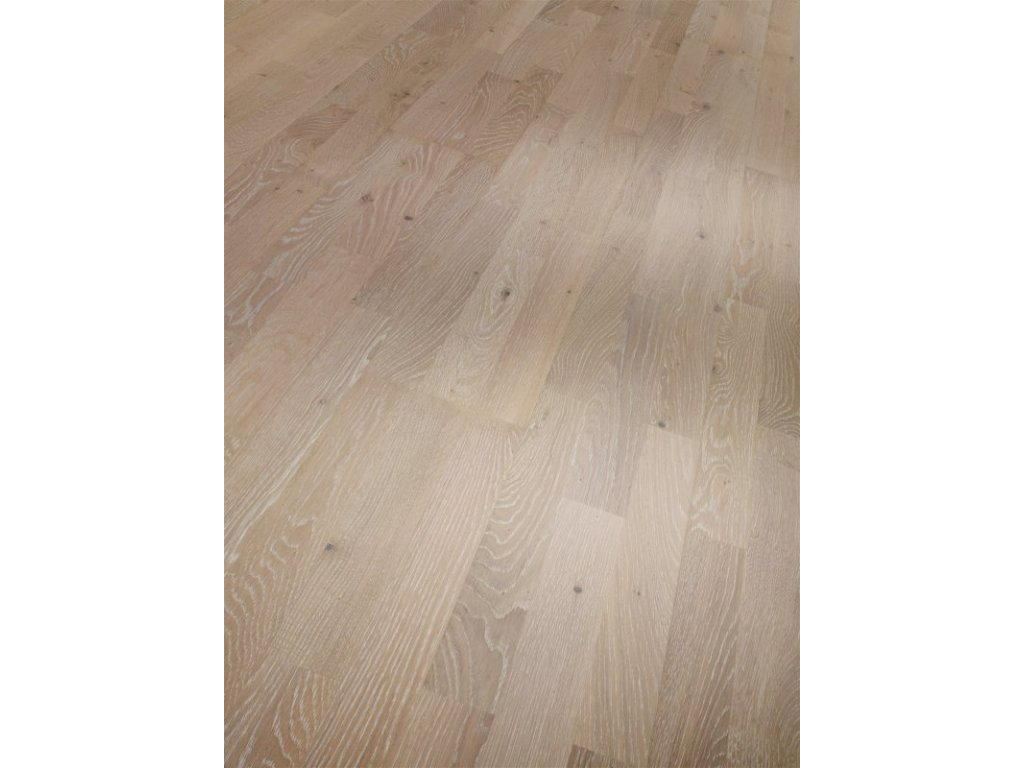 Dřevěná podlaha - Dub living kartáčovaný 1518364 (Parador) - třívrstvá