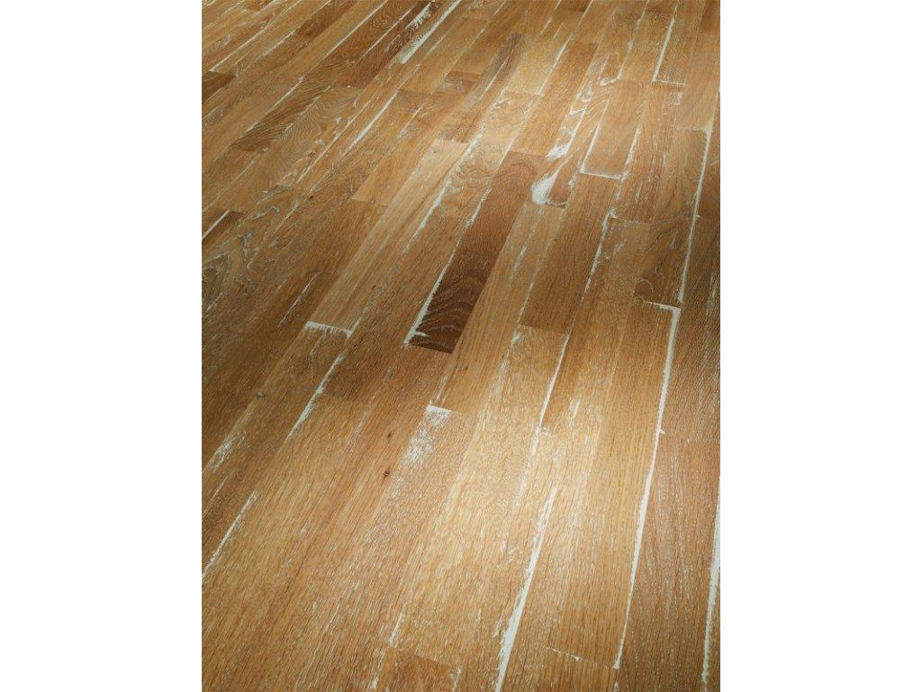 Dřevěná podlaha - Dub bílý Vintage 1518377 (Parador) - třívrstvá