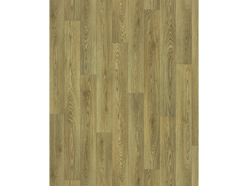 PVC FLEXAR PUR 606-01-4m dub přírodní