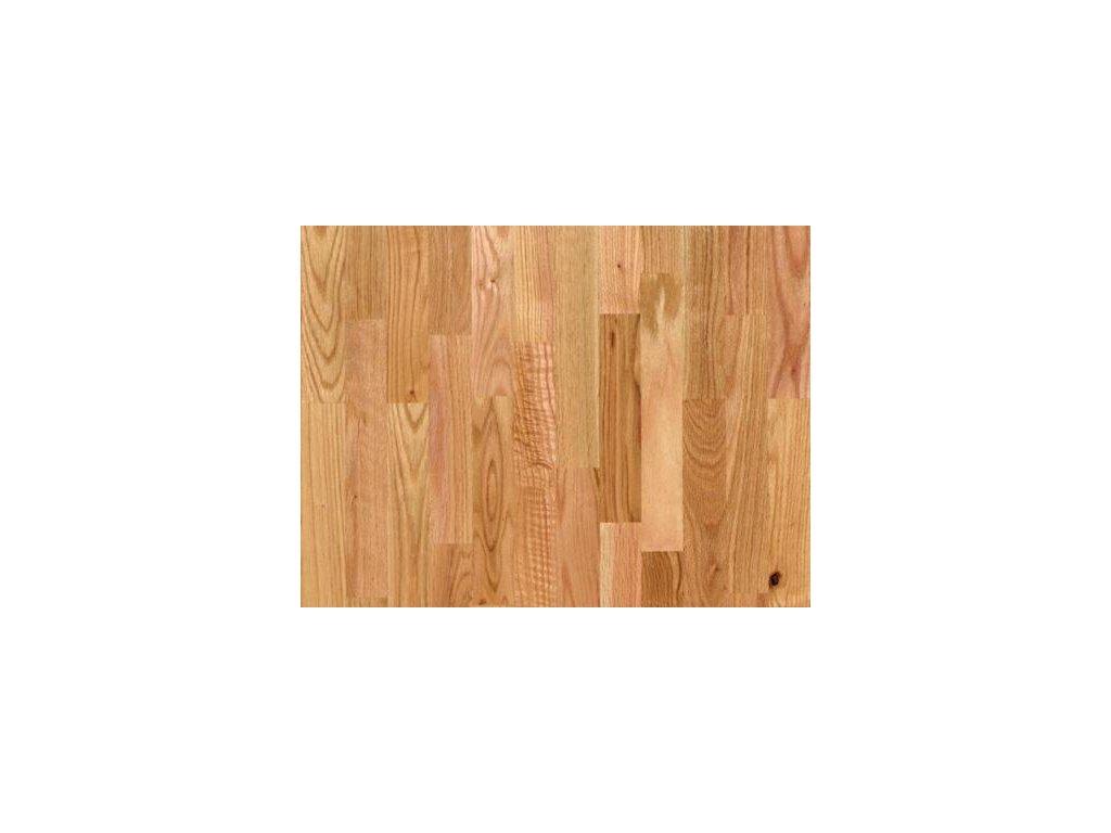 Dřevěná podlaha - Dub červený struktur lak, 3 parketa (Scheucher) - třívrstvá