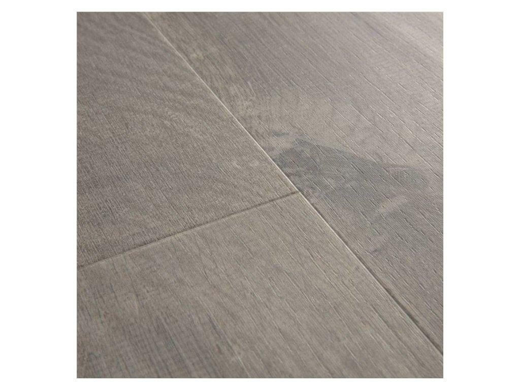 vinylova plovouci podlaha brno quickstep quick step alpha vinyl plovouci rigid stredni prkna dub bavlna utulny sedy avmp40202 detail e podlaha