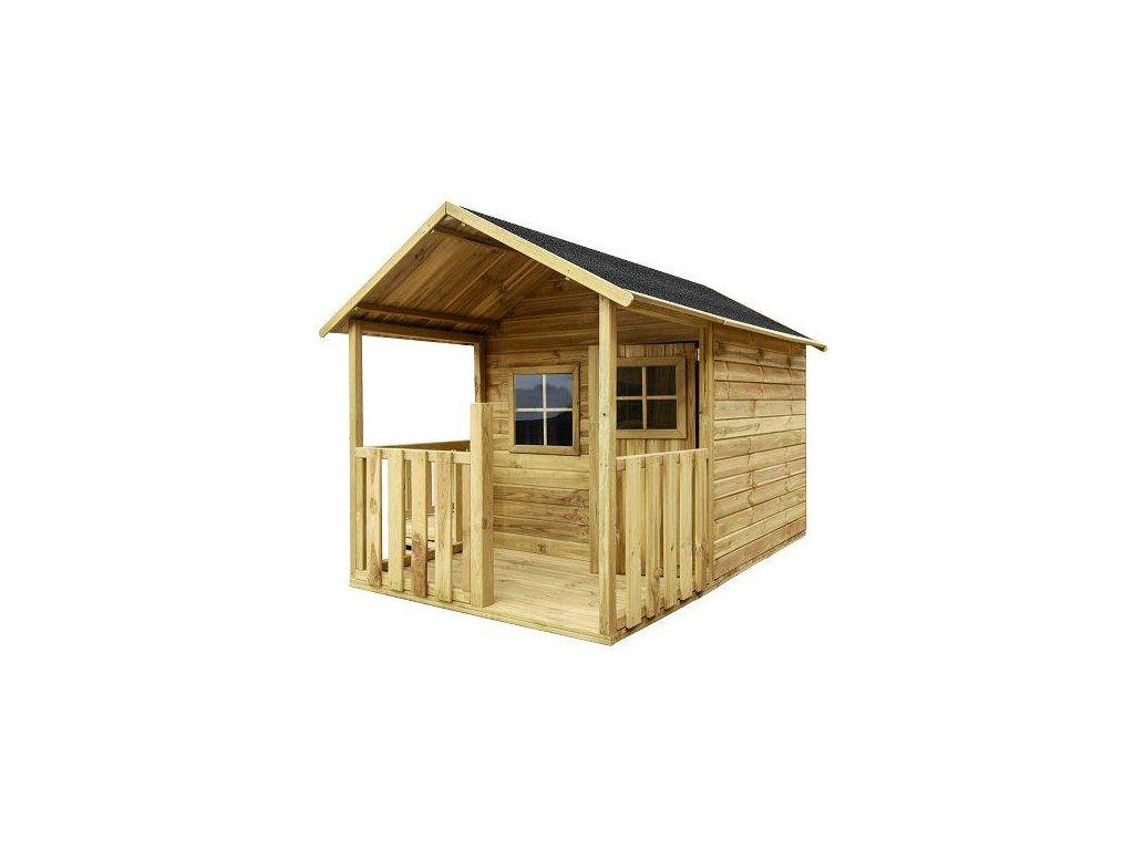 detsky domecek bivak deti dum zahrada pro deti domek brno dreveny domek e podlaha