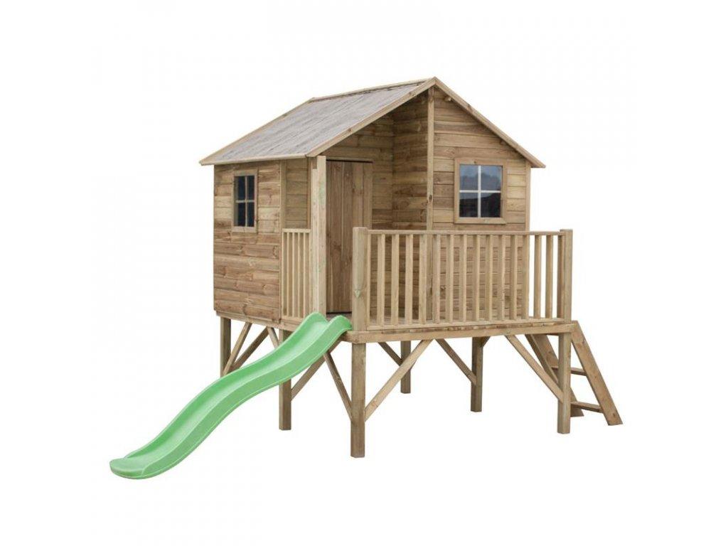 detsky domecek jirik zahrada pro deti domek brno dreveny domek|e podlaha