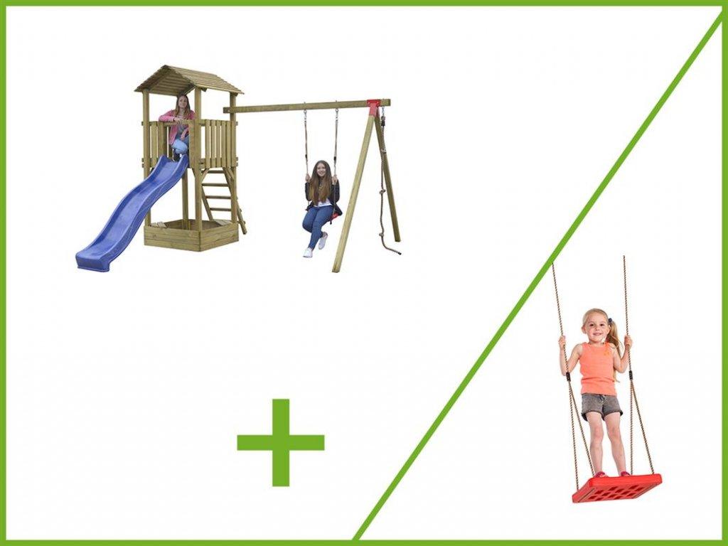 detske hriste detska hraci vez lucie premium + houpacka deti dum zahrada pro deti domek brno dreveny domek|e podlaha