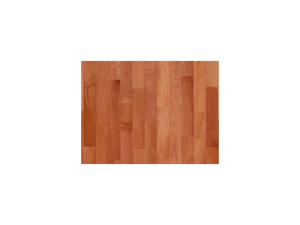 Dřevěná podlaha - Hrušeň pařená natur lak, 3 p. (Scheucher) - třívrstvá