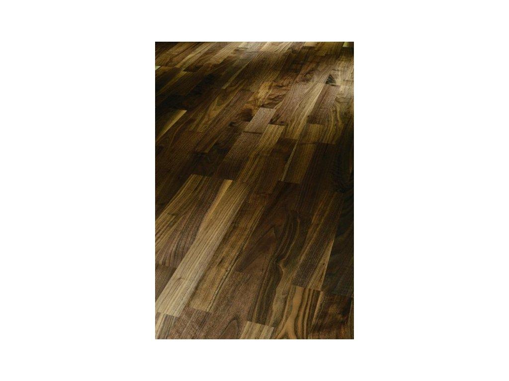 Dřevěná podlaha Vlašský ořech Rustikal 1569686 lak (Parador) třívrstvá e podlaha brno