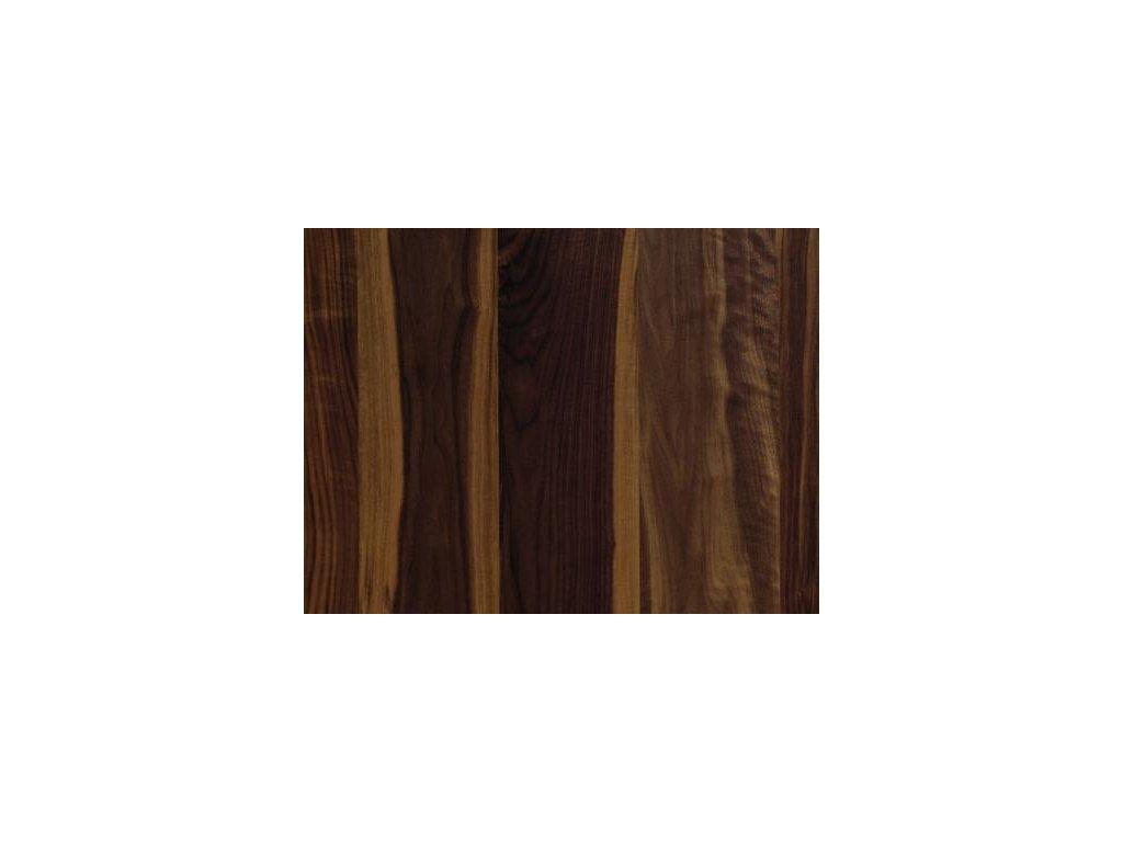 Dřevěná podlaha - Ořech americký lak, prkno (Scheucher) - třívrstvá
