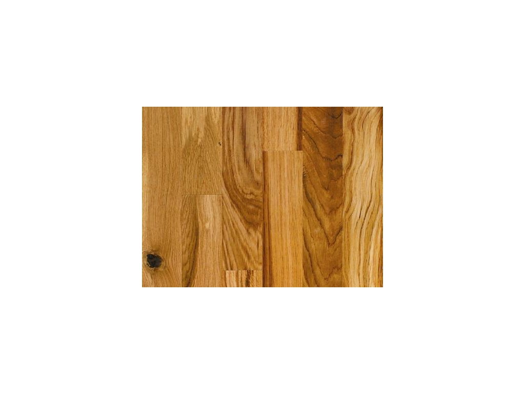 Dřevěná podlaha - Dub country lak (Scheucher) - dvouvrstvá