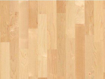 Dřevěná podlaha - Javor kanadský natur lak (Scheucher) - dvouvrstvá