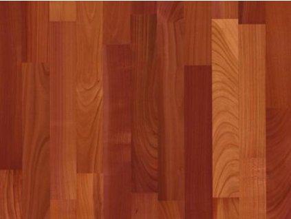Dřevěná podlaha - Třešeň evropská pařená natur lak (Scheucher) - dvouvrstvá