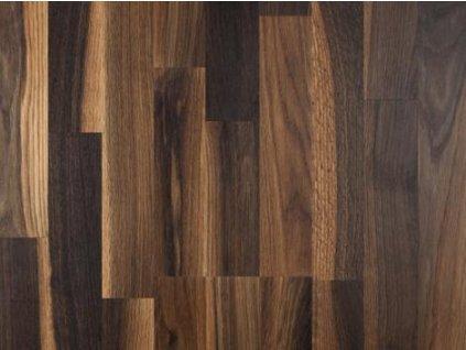 Dřevěná podlaha - Dub kouřový topline bl lak (Scheucher) - dvouvrstvá