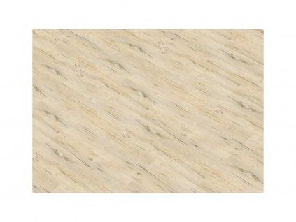 Lepená vinylová podlaha - Borovice bílá (Thermofix)