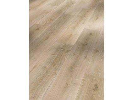 Plovoucí vinylová podlaha - Dub Royal světle bělený, struktura dřeva 1604831 (Parador)