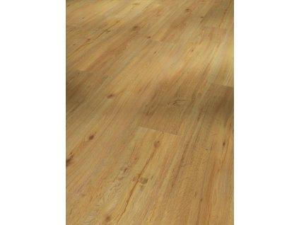 Plovoucí vinylová podlaha - Dub přírodní, kartáčovaná struktura, 1601421 (Parador)