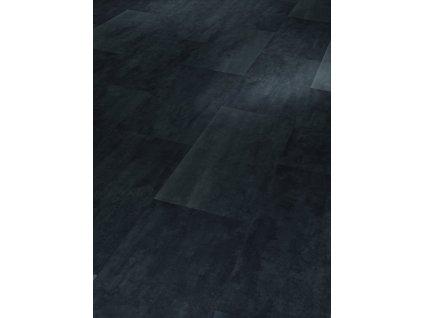 Plovoucí vinylová podlaha - Břidlice antracit, struktura kamene, dlaždice 1590994 (Parador)