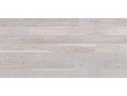 Dřevěná podlaha - Dub Panna Cotta Molti (Barlinek) - třívrstvá