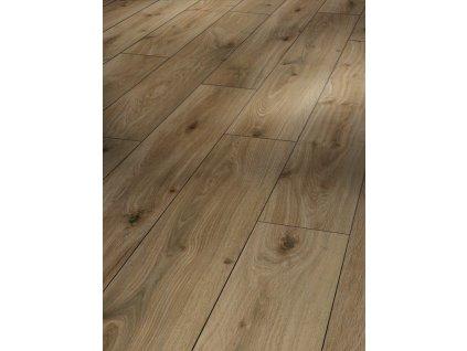 Laminátová podlaha - Dub tmavě bělený 1518082 (Parador)
