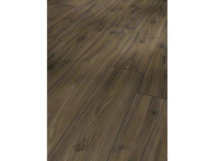 Laminátová podlaha - Ořech Galant přírodní 4V 1567474 (Parador)