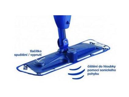 Spray mop motion (Bona)