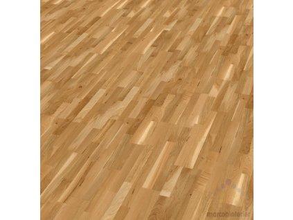 drevena podlaha dub country lak 3parketa strawberry parkett trivrstva e podlaha