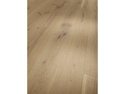 Dřevěná podlaha - Dub Rustikal 1595135 lak (Parador) - třívrstvá
