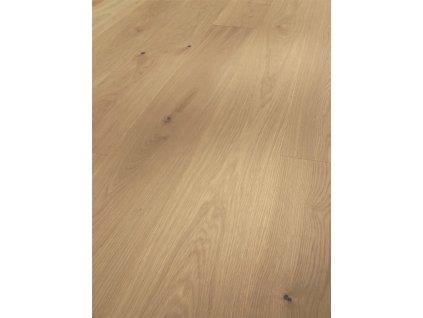Dřevěná podlaha - Dub Pure Classic 1595166 olej (Parador) - třívrstvá