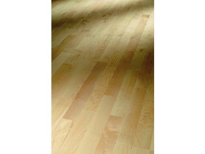 Dřevěná podlaha - Javor kanadský Natur 1518086 lak (Parador) - třívrstvá