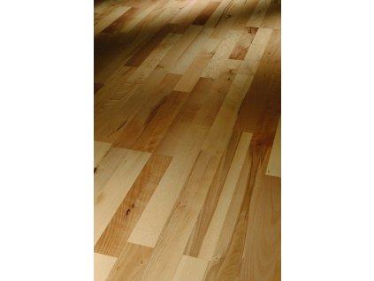 Dřevěná podlaha - Buk Living 1518103 lak (Parador) - třívrstvá