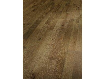 Dřevěná podlaha - Dub sukovitý bronzový Living 1518111 lak (Parador) - třívrstvá