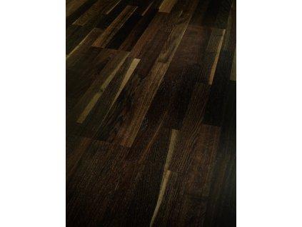 Dřevěná podlaha - Dub kouřový Living 1518113 lak (Parador) - třívrstvá