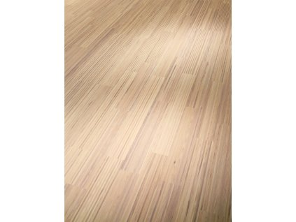Dřevěná podlaha - Jasan Fineline Natur 1518121 lak (Parador) - třívrstvá