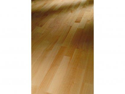 Dřevěná podlaha - Buk Natur 1569684 lak (Parador) - třívrstvá