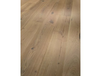 Dřevěná podlaha - Dub Rustikal 1501312 lak (Parador) - třívrstvá