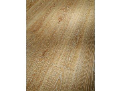 Dřevěná podlaha - Dub bělený Natur 1518126  lak (Parador) - třívrstvá