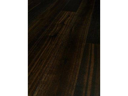 Dřevěná podlaha - Dub kouřový Rustikal 1518243 lak (Parador) - třívrstvá