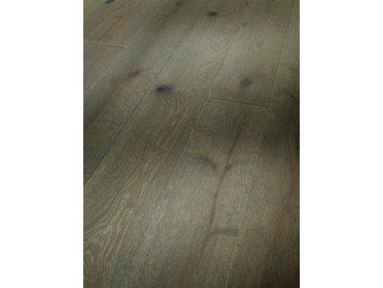 Dřevěná podlaha - Dub patinovaný světlý Rustikal 1518220 olej (Parador) - třívrstvá