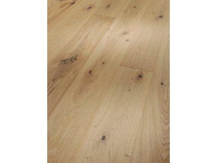 Dřevěná podlaha - Dub Pure 1601484 olej (Parador) - třívrstvá