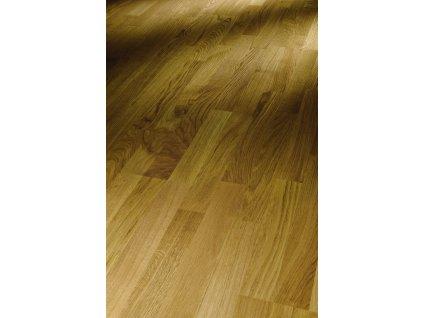 Dřevěná podlaha - Dub Natur 595131 lak (Parador) - třívrstvá