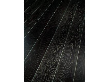 Dřevěná podlaha - Dub noir silver Select 518195 lak (Parador) - třívrstvá