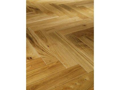 Dřevěná podlaha - Dub Living 1601582 lak (Parador) - třívrstvá