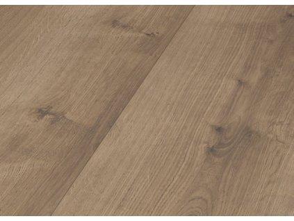 Dub Pure perlově šedý, struktura dřeva, 4-V-drážka (1730804)