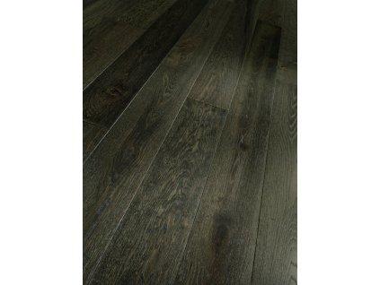 Dřevěná podlaha - Dub antracit 1475218 lak (Parador) - třívrstvá