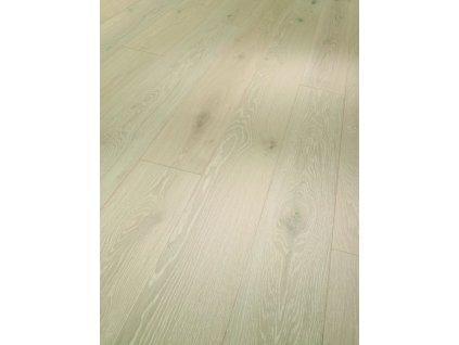 Dřevěná podlaha - Dub Arktis Living 1386875 lak (Parador) - třívrstvá