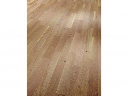 Dřevěná podlaha - Dub Rustikal 1569685 lak (Parador) - třívrstvá