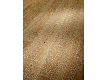 Dřevěná podlaha - Dub bělený 1518232 olej (Parador) - třívrstvá