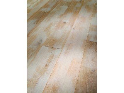 Dřevěná podlaha - Dub bílý Vintage Living 1518234 olej (Parador) - třívrstvá