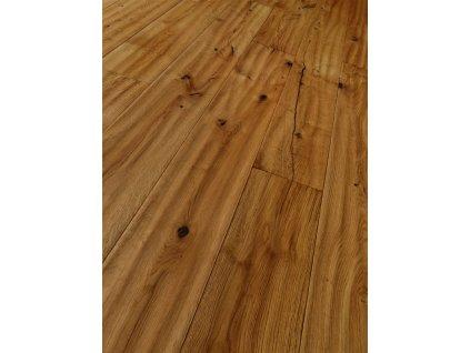 Dřevěná podlaha - Dub handscraped Classic 1441320 olej (Parador) - třívrstvá