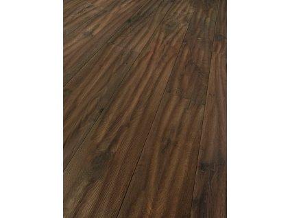 Dřevěná podlaha - Dub smoked handscraped Classic 1441843 olej (Parador) - třívrstvá