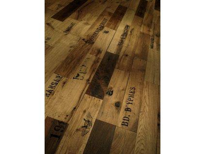 Dřevěná podlaha - Seaport Oak Classic 1475350 olej (Parador) - třívrstvá