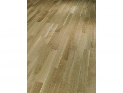 Dřevěná podlaha - Dub Rustikal 1366061 lak (Parador) - třívrstvá
